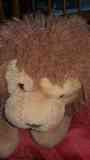peluche León hechado de 40cm. A Yani