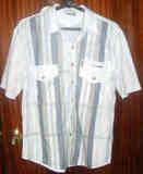 Camisa de hombre Nº 1,  Talla grande.