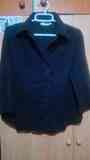 Camisa negra S