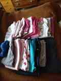 Lote de ropa de niña