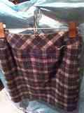 falda paño cuadros t-38