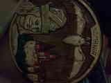 cuadro de ceramica