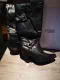 Regalo botas altas negras