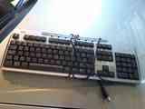 teclado PC con conexión Usb. averiado.