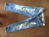 Jeans zara mujer, talla 34 (XS)