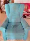 Butaca reclinable