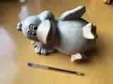 Hucha de cerámica