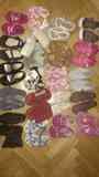 Lote zapatos niña de 3 a 18  meses.