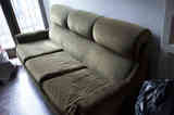 Conjunto sofá de 3 plazas y 2 butacas