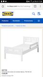 Cama Ikea infantil