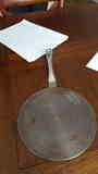 Placa difusora metálica para adaptar ollas o cazuelas a la cocina vitro