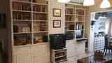 Mueble de salón, madera noble