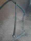 4 muelles de persiana velux de 55cm de largo por 2 cm de ancho.