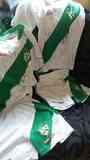 Camisetas blancas del Rayo Ciudad Alcobendas.A Josehb