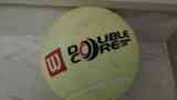 Pelota de tenis gigante(vanesugu)