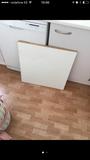 Tabla de madera blanca