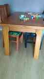 regalo mesa salon y 4 sillas