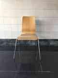 Regalo silla madera