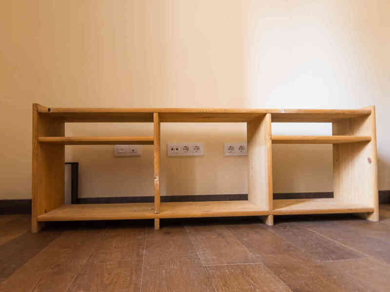 Regalo mueble de madera de pino madrid madrid espa a - Muebles para restaurar madrid ...