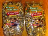 comida hamster sin uso