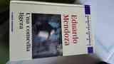 Libro de lectura de Eduardo Mendoza