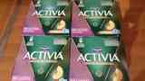 yogures sin lactosa de Activia (Danone)