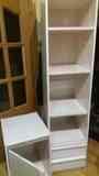 Estantería -librería largo con 2 cajones y 1 arriba