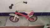 Bicicleta equilibrio para reparar