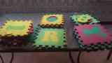 2 alfombras foam