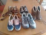 Zapatos varios a recoger