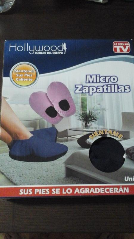 Zapatillas térmicas sin estrenar
