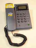 Teléfono fijo de sobremesa con pantalla digital (a Ana R)