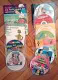 Cuentos, juegos y peliculas infantiles en CD-Ron (Lobna Asri)