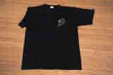 T-shirt noir taille M