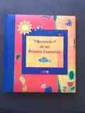 Libro recuerdo de mi primera comunión
