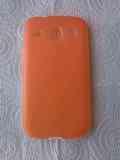 funda naranja móvil