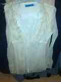 chaqueta color anis JAUNE ROUGE Paris talla 2