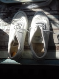 Zapatillas blancas nº 37