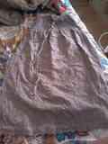 Vestido marrón 7