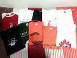 Camisetas tallas L, XL, XXL
