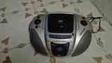 Radio cassete con cd(recicleo)