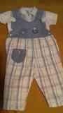 Conjunto ropa niño talla 2 años