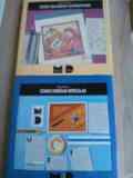 2 Libros. Manuales de diseño gráfico.