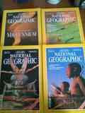 4 Revistas National Geographic