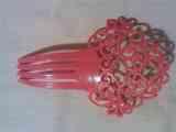 peineta roja