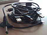 Cables USB...
