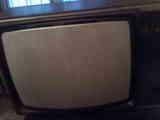 Televisión muy antigua
