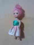 muñequita con vestido
