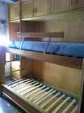 regalo litera armario con estanteria
