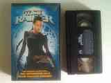 Lara Croft Tomb Raider VHS